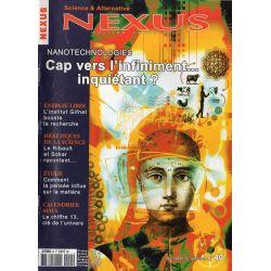 Nexus n° 40 - Nanotechnologies : Cap vers l'infiniment... inquiétant ?