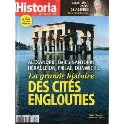 Historia n° 879 - La Grande Histoire des Cités Englouties