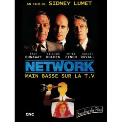 Network, main basse sur la TV (de Sidney Lumet)