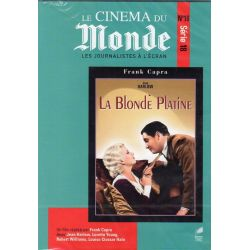 La Blonde Platine (de Frank Capra) - DVD Zone 2