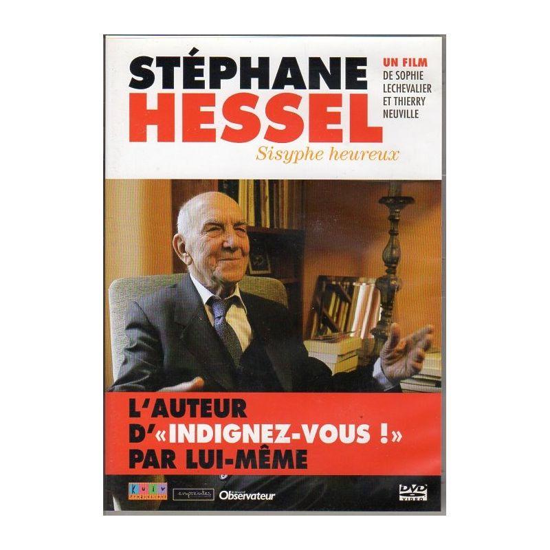 Stéphane Hessel, Sisyphe heureux (de Sophie Lechevalier) - DVD Zone 2