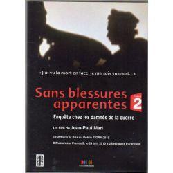 Sans blessures apparentes (de Jean-Paul Mari) - DVD Zone 2