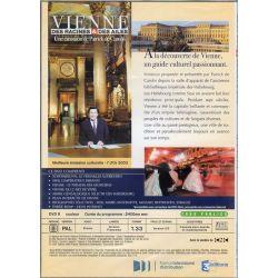 Vienne - Des Racines & des Ailes (de Patrick de Carolis) - DVD Zone 2