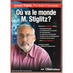 Où va le monde M. Stiglitz ? (de Jacques Sarasin) - DVD Zone 2