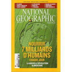 National Geographic n° 176 - Nourrir 7 milliards d'humains chaque jour