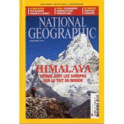 National Geographic n° 182 -Himalaya, voyage avec les Sherpas sur le toit du monde