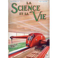 Science & Vie n° 224 - La Science et la Vie - Février 1936