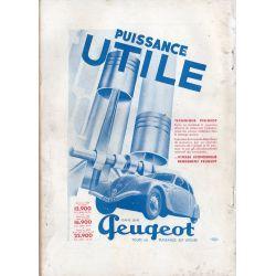 Science & Vie n° 225 - La Science et la Vie - Mars 1936