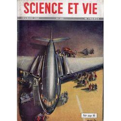 """Science & Vie n° 389 - Février 1950 - Effets et conséquences de l'avènement du """"comet"""""""