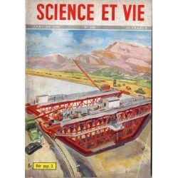 Science & Vie n° 388 - Janvier 1950 - L'Amérique reconquiert ses terres cultivables
