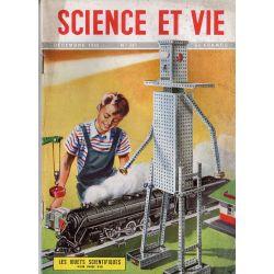 Science & Vie n° 387 - Décembre 1949 - Les Jouets Scientifiques
