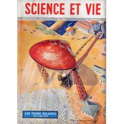 Science & Vie n° 386 - Novembre 1949 - Les Fours solaires
