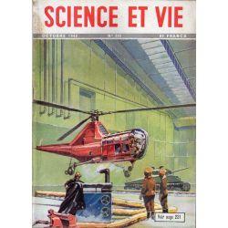 Science & Vie n° 385 - Octobre 1949 - Les hangars climatiques