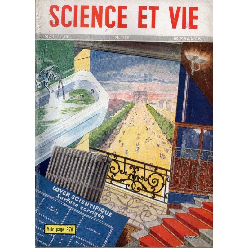 Science & Vie n° 380 - Mai 1949 - Le Loyer scientifique