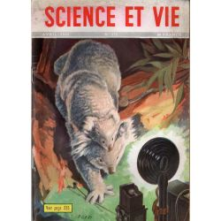 Science & Vie n° 379 - Avril 1949 - Le Koala, idole des antipodes