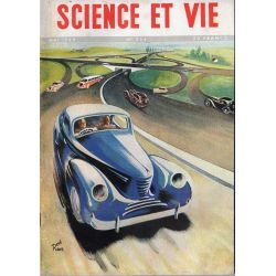Science & Vie n° 344 - Mai 1946 - Comment l'Amérique conçoit la route