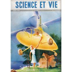 Science & Vie n° 343 - Avril 1946 - L'avenir de l'hélicoptère