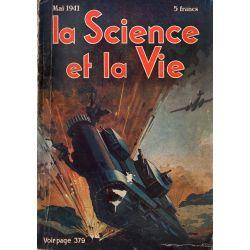 Science & Vie n° 285 - Mai 1941 - Peut-on arrêter les chars ?