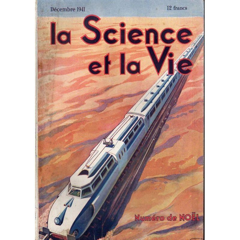 Science & Vie n° 292 - Décembre 1941 - Numéro de Noël