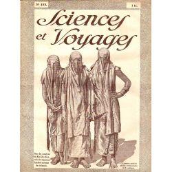 Sciences et Voyages n° 433 - 15 décembre 1927 - Dans les mauvaises terres du Nebraska