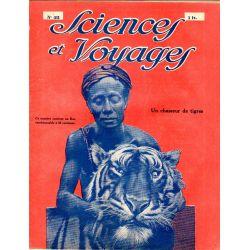 Sciences et Voyages n° 411 - 14 juillet 1927 - Une visite à Madère, l'Ile Fortunée