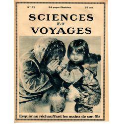 Sciences et Voyages n° 172 - 14 décembre 1922 - Le cuivre est un métal qui sert à mille fins