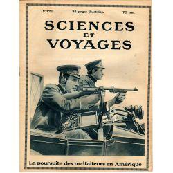 Sciences et Voyages n° 171 - 7 décembre 1922 - M. Strauss, Ministre de l'Hygiène approuve le programme de Science et Voyages