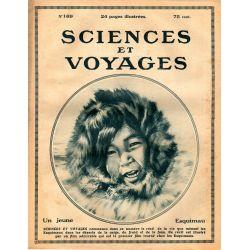 Sciences et Voyages n° 169 - 23 novembre 1922 - La richesse des pêches de Madagascar