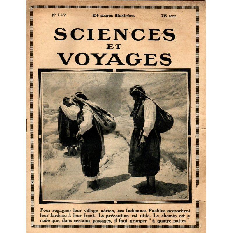 Sciences et Voyages n° 147 - 22 juin 1922 - L'industrie de l'Arachide
