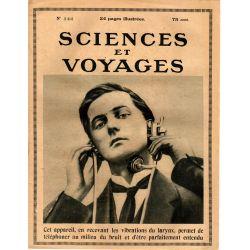 Sciences et Voyages n° 144 - 1er juin 1922 - Une visite aux plus grandes mines d'étain du monde