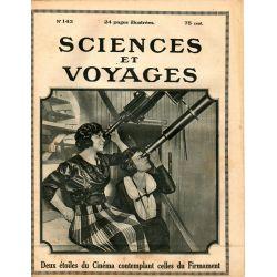 Sciences et Voyages n° 143 - 25 mai 1922 - La préparation des fleurs artificielles
