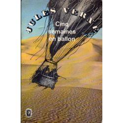 Cinq semaines en ballon (de Jules Verne) - (Fantastique)