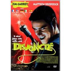 Disjoncté (Jim Carrey) - DVD Zone 2