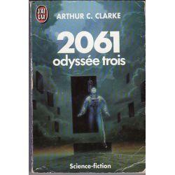 2061, Odyssée trois - Arthur C. Clarke - (Science Fiction)