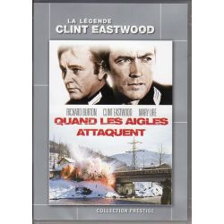 Quand les Aigles Attaquent (Clint Eastwood) - DVD Zone 2
