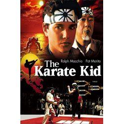 Karaté Kid (de John G. Avildsen) poster