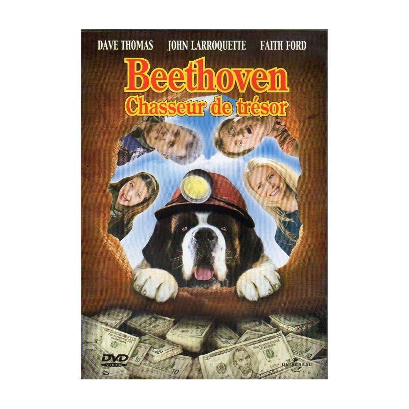 Beethoven 5 Chasseur de trésor (de Mark Griffiths) - DVD Zone 2