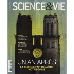 Science & Vie Hors série n° 50 H - Spécial Notre-Dame