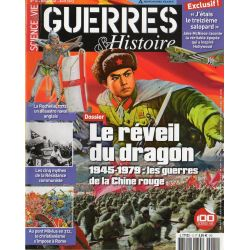 Guerres & Histoire n° 12 - Les guerres de la Chine rouge 1945-1979