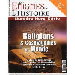 Les Enigmes de l'Histoire Hors série n° 5 H - Religions & Cosmogonies du Monde