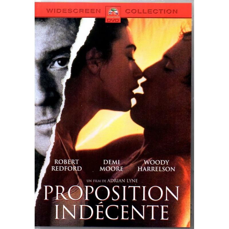 Proposition indécente - DVD Zone 2