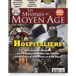 Les Mystères du Moyen Age n° 18 - Les Hospitaliers