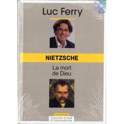 Nietzsche - la mort de Dieu (de Luc Ferry) - Livre + CD (Philosophie)