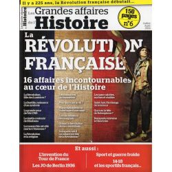 Les Grandes Affaires de l'Histoire n° 6 - La Révolution Française