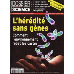 Dossiers pour la Science n° 81 - L'hérédité sans gène