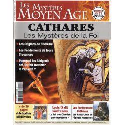 Les Mystères du Moyen Age n° 22 - Cathares : Les Mystères de la Foi
