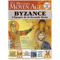Les Mystères du Moyen Age n° 25 - Byzance : L'épopée de la Seconde Rome
