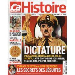 Ça M'intéresse Histoire n° 23 - Dictature : propagande, embrigadement, police secrète...