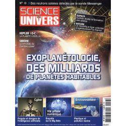 Science & Univers n° 13 - Exoplanétologie : des milliards de planètes habitables