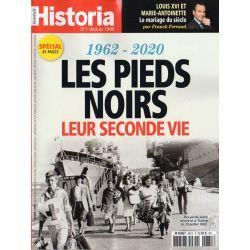 Historia n° 881 - 1962-2020 Les Pieds Noirs, leur seconde vie